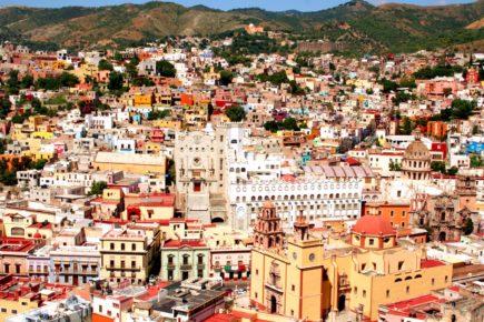 Уникальный город Сан Мигель де Альенде,Гуанахуато, Мексика