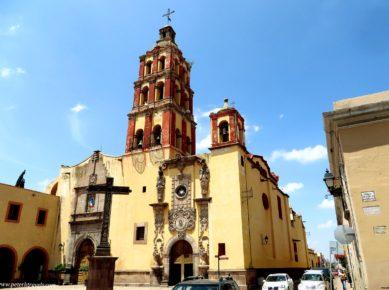 Храм Сан Доминго, Сантьяго де Керетаро