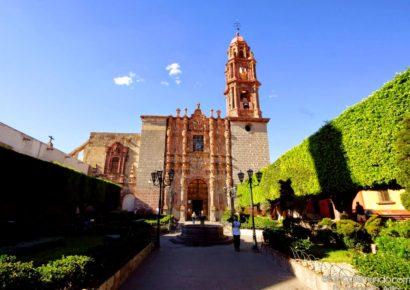 Кафедраль Святого Франсиска, Сан Мигель де Альенде, Мексика