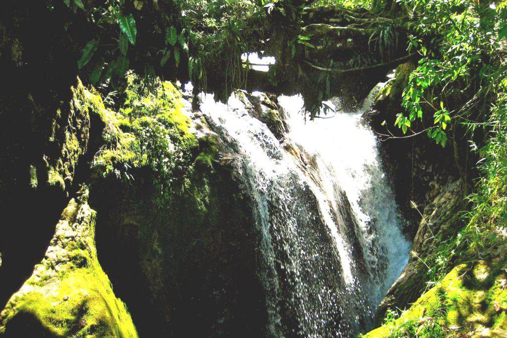 Эль Сальто - водопад в сердце джунглей, Куэцалан, штат Веракрус