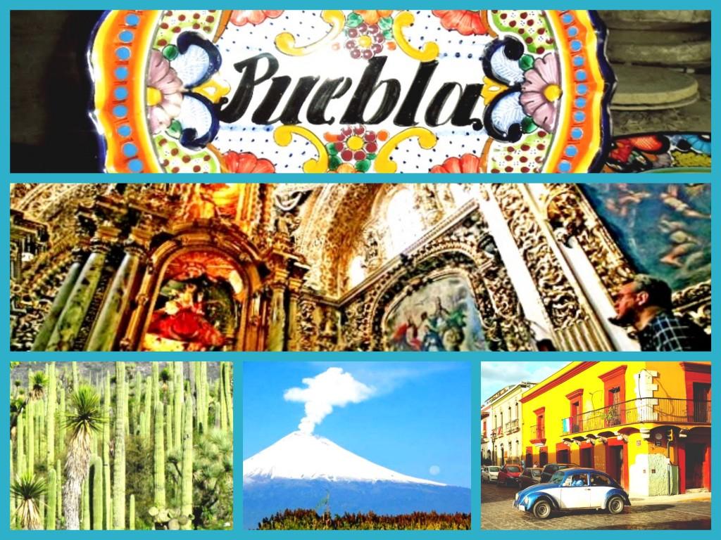 День третий. Пуэбла и Оахака