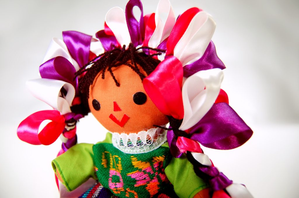 Хугете артезаналь - мексиканская игрушка сувенир ручной работы.