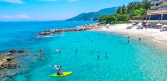 Каякинг на лучших пляжах Пуэрто-Вальярты, Мексика