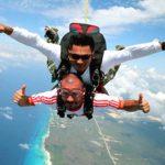 Прыжок с парашютом в Мексике