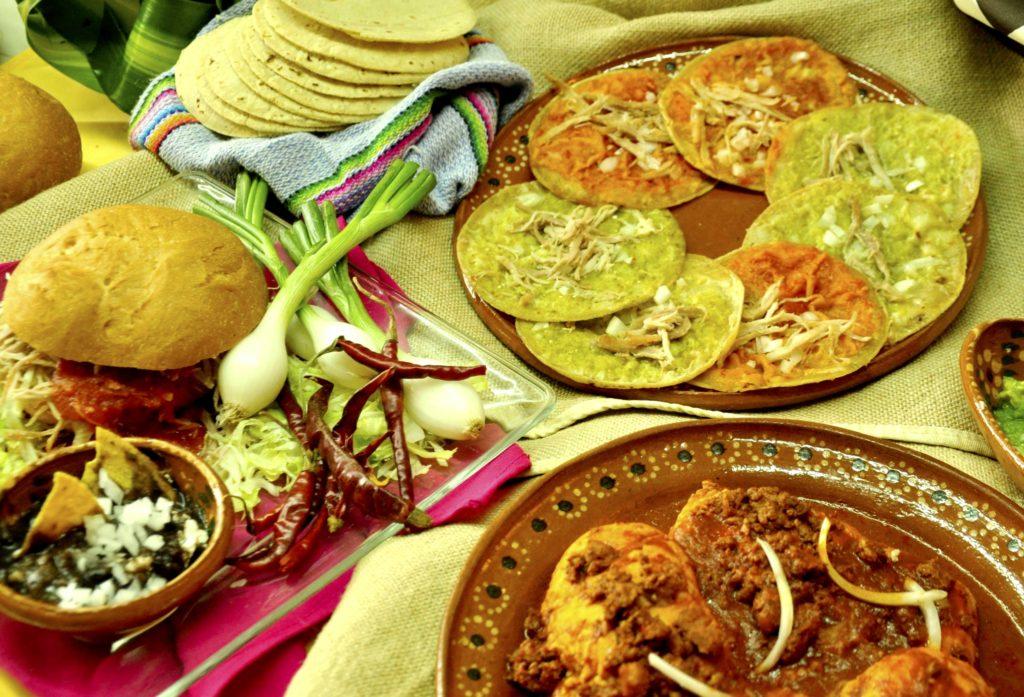 Кулинарные изыски мексиканской кухни города Сиудад де Куэцалан, штат Веракрус