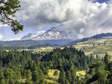 Гора Невадо де Толука, Мексика