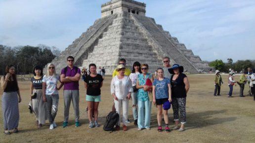Экскурсия к пирамидам Чичен Ица в Мексике