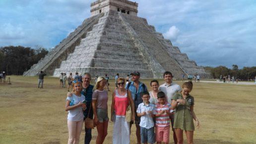 Познакомиться с экскурсиями в Мексике