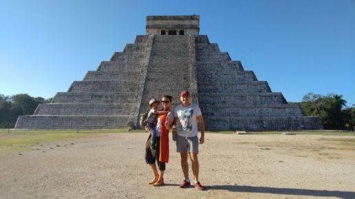 Гид Арсен в Мексике