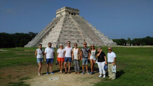 Групповая экскурсия в Мексике