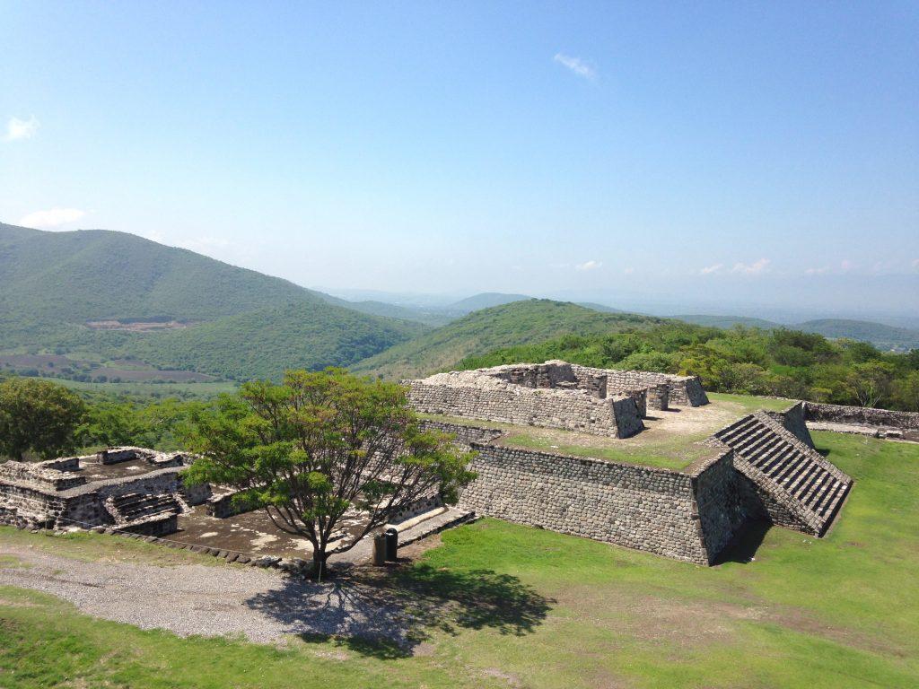 Археологический комплекс Шочикалько