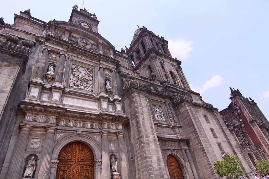 Внешний фасад Кафедрального собора