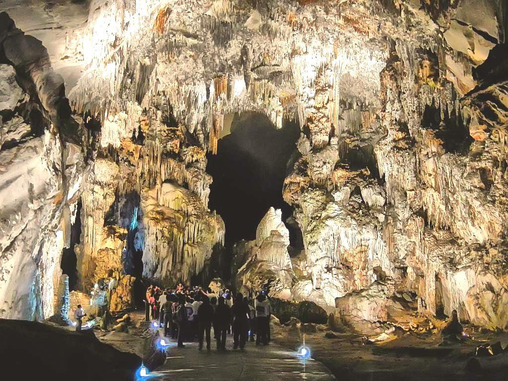 Туристическая группа в Какауамильпа