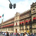 День 10. Национальный дворец Мехико