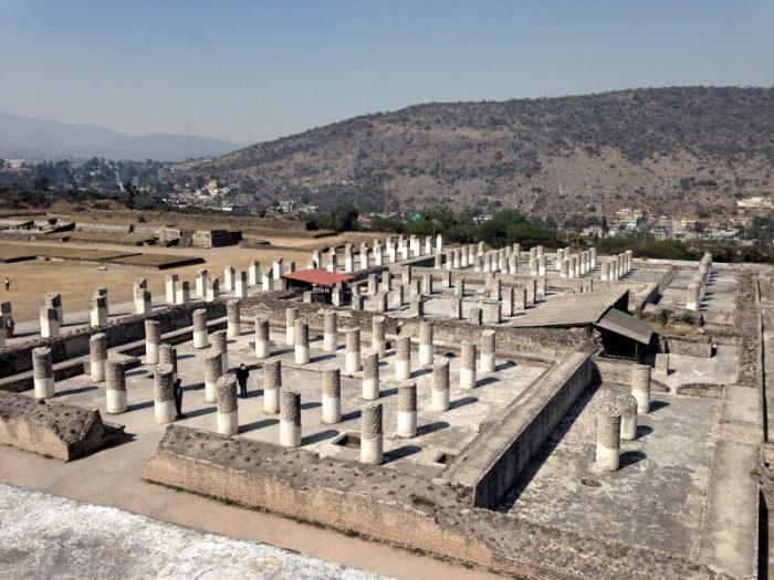 Древняя столица тольтеков - Тула-де-Альенде