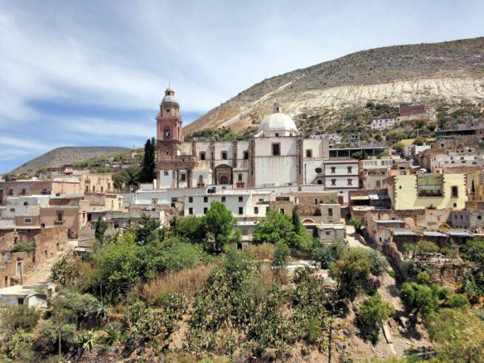 Храм непорочного зачатия, Реал де Каторсе