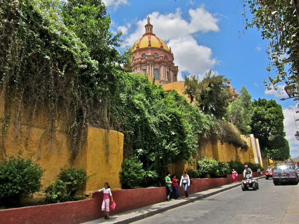 Храм Монахинь, Сан-Мигель-де-Альенде