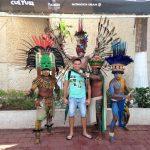 День 29: Легендарные пирамды города Чичен Ица