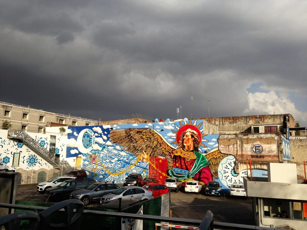 Пуэбла - город Ангелов