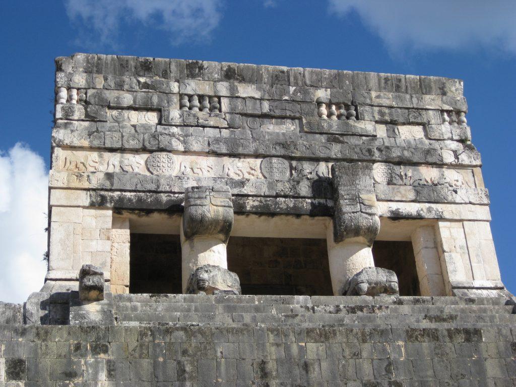 Храм Ягуара в Чичен-Ице