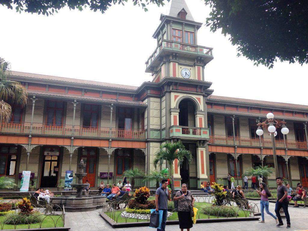 Здание небольших тематических музеев города Орисаба