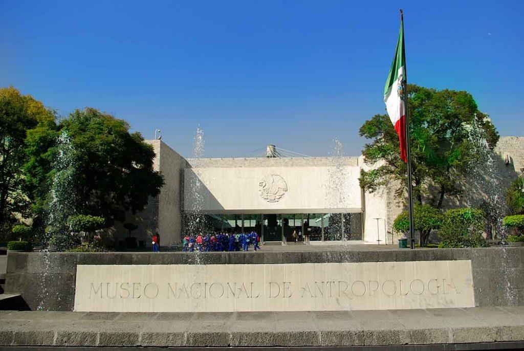 Экскурсии в Антропологический музей в Мехико сити