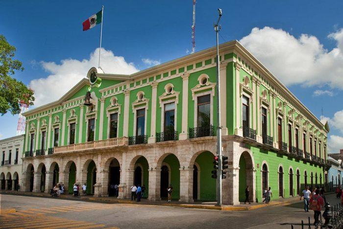 дворец правительства в мериде