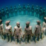 Муза — подводный музей в Мексике