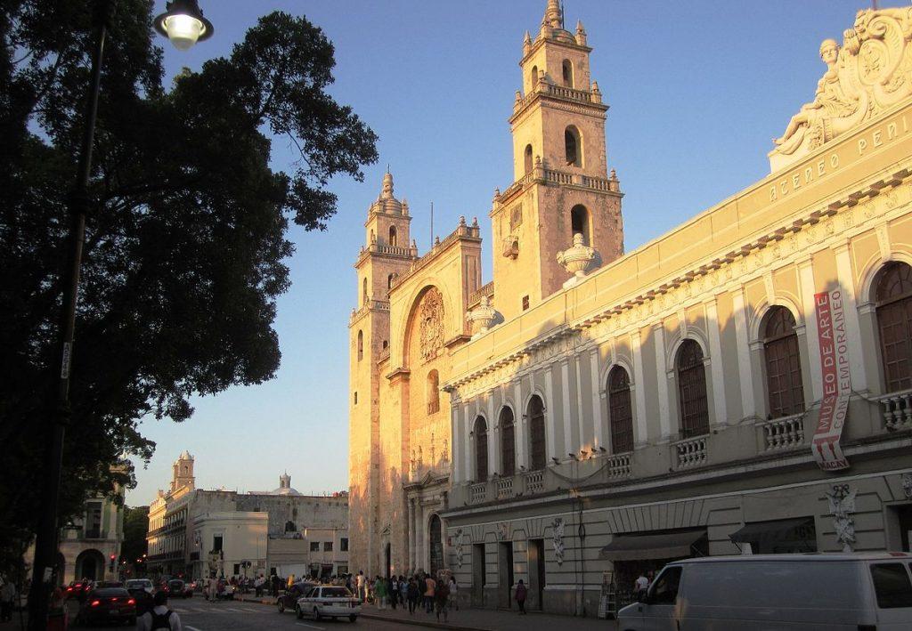 Собор Сан-Ильдефонсо в Мериде