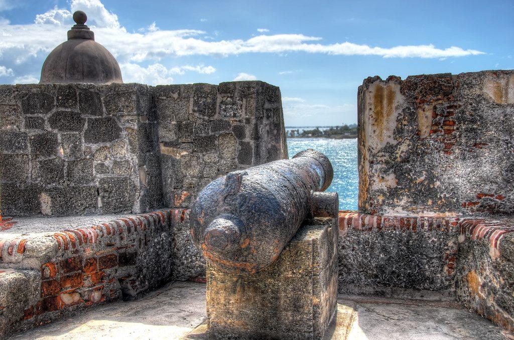 Форт Сан-Фелипе, Бакалар