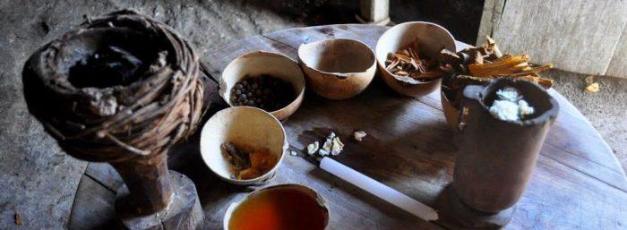 процесс приготовления бальче майя