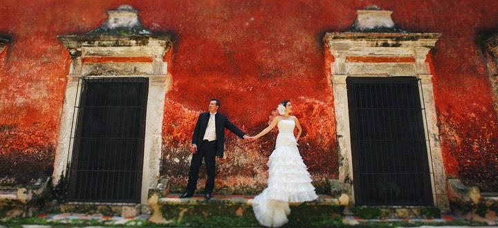свадьба в кампече