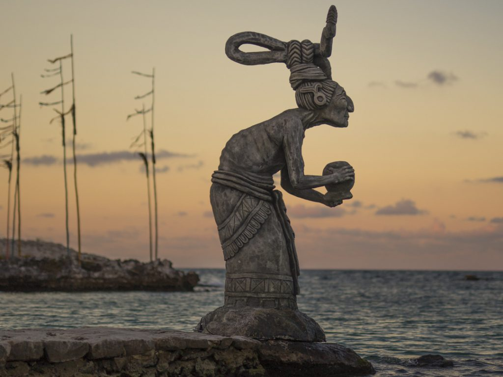 легенда майя о любви