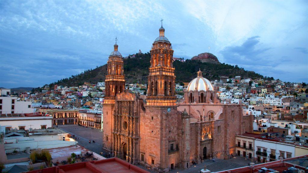 штат Сакатекас, Мексика