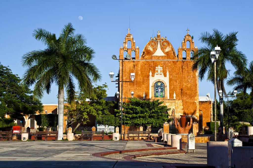 «Жемчужина Юга» - город Тикуль, штат Юкатан.