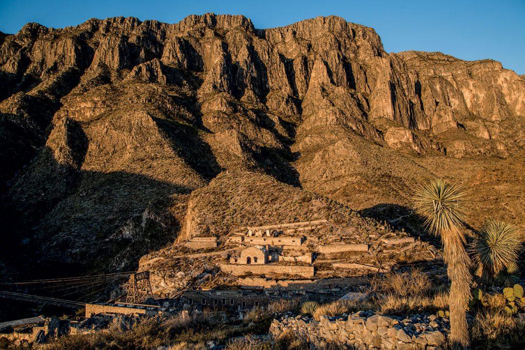 Шахты Охуэлы имеют несколько километров тоннелей, в которых проводятся экскурсии