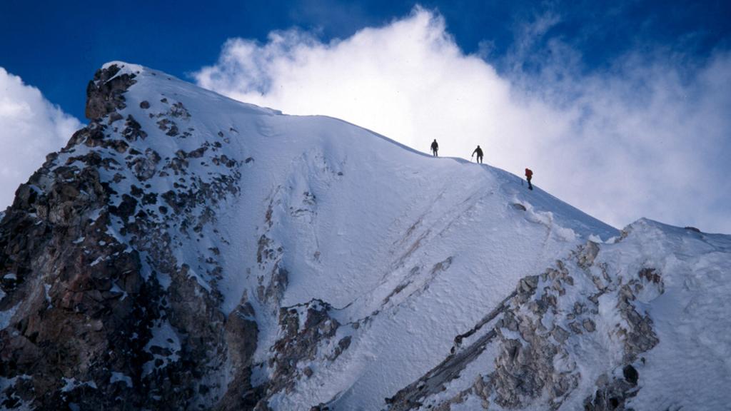 Вулкан Орисаба – самый высокий в Мексике (5636 метров)