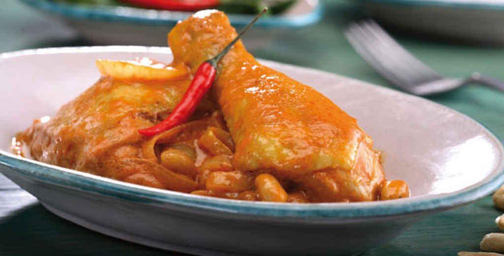Цыплёнок Токатлан