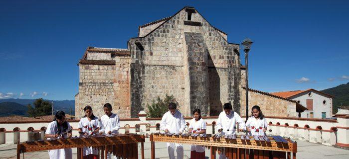 Капулальпам-де-Мендес – «волшебный» город