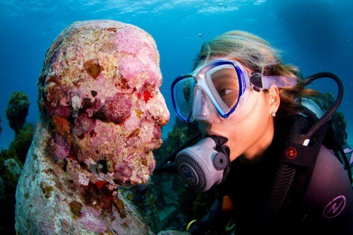 подводный музей Канкун
