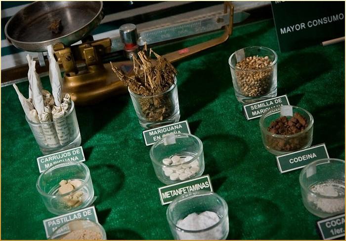 Музей наркотиков