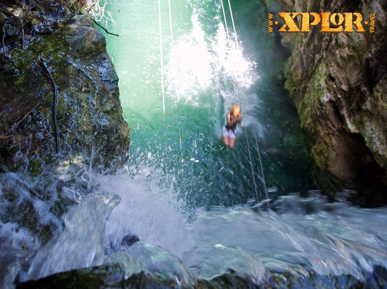 Парк Эксплор. Xplor в Мексике. Активный отдых. Отдых для экстремалов