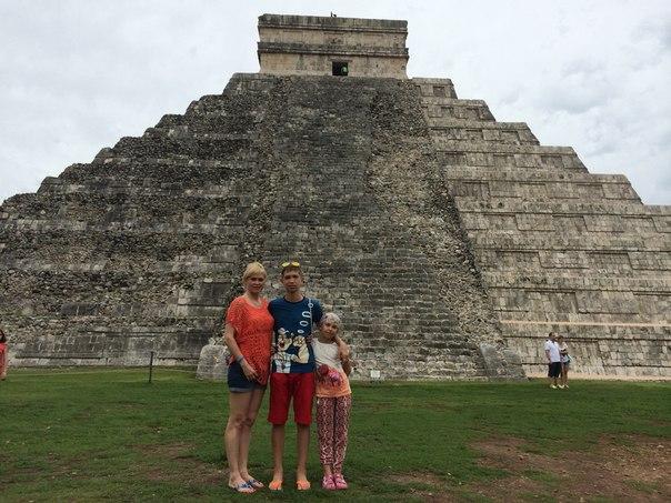 Отзыв об экскурсиях в Мексике 21.06.2014