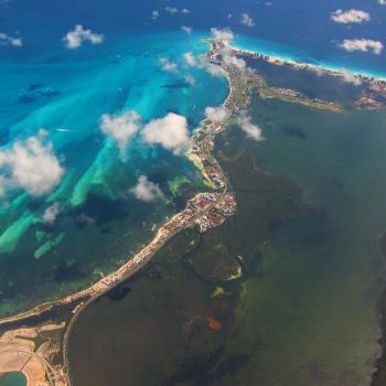 Вопрос 2. Какое море в Мексике?