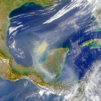 Какой океан в Мексике