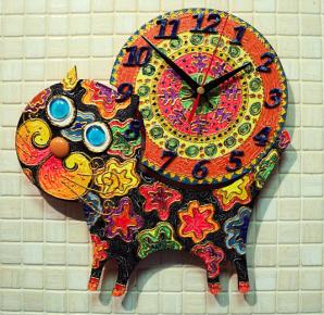 Часы Мексика