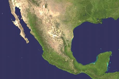 Какая она - Мексика