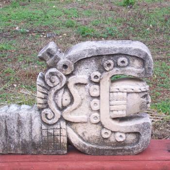 Статуэтка. Мексика