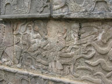 Казни в Древней Мексике