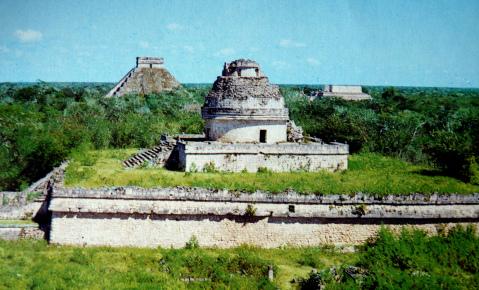 Обсерватория в Мексике